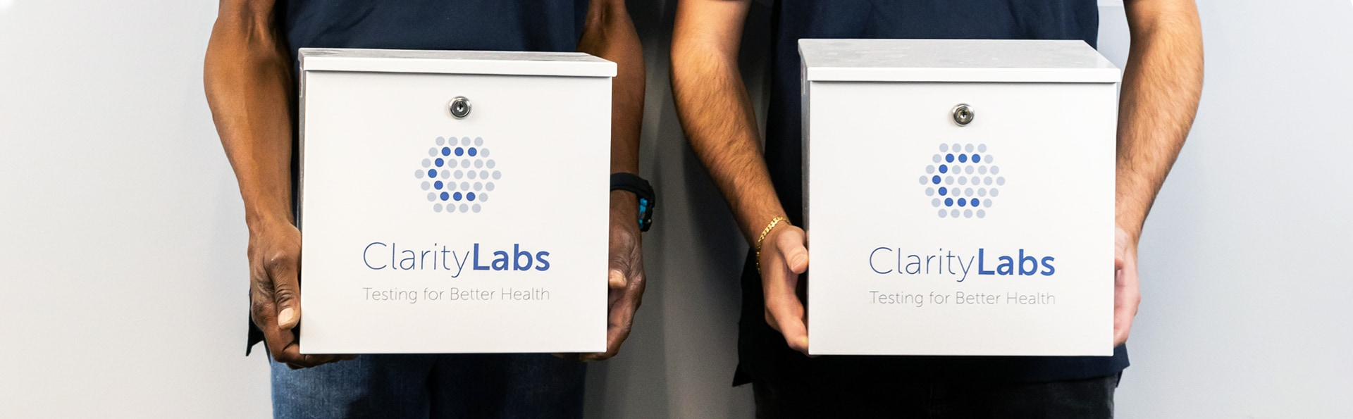 ClarityLabs Courier Boxes